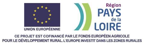Logo Europe - ¨Pays de la Loire